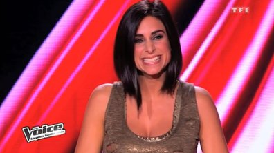 """The Voice: Alexandra a chanté """"Le destin de Lisa"""""""