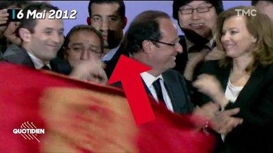 Alexandre Benalla, dans l'ombre (aussi) de François Hollande