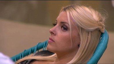 Secret Story 7 - Alexia pleure le départ de Vincent