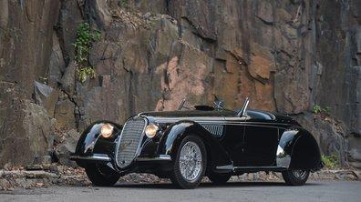 Une Alfa Romeo 8C Spider de 1939 à vendre à Monterey