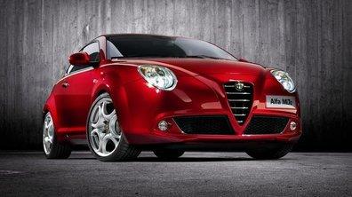 L'Alfa Romeo MiTo élue plus belle voiture de l'année 2008