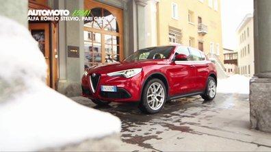 Essai Vidéo : L'Alfa Romeo Stelvio, un premier SUV réussi ?