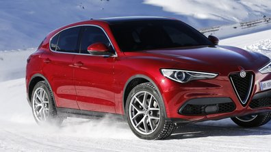 Sommaire Automoto : Alfa Stelvio, Land Rover Discovery et DS7 Crossback ce 5 mars 2017