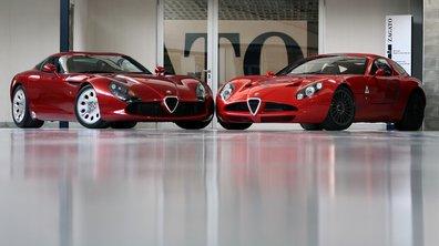 Alfa Romeo TZ3 Stradale : un bijou signé Zagato en vidéo