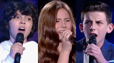 Ali VS Amélie VS Enzo chantent « Envole-moi » de Jean-Jacques Goldman (Team Amen Bent)