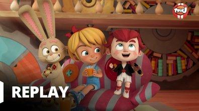 Alice et Lewis - L'invité Miniature