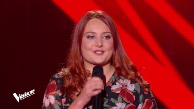 "The Voice 2021 – Alice chante ""I wish I was a punk rocker"" de Sandi Thom"