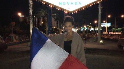 Les premières images d'Alicia Aylies à l'aventure Miss Univers !