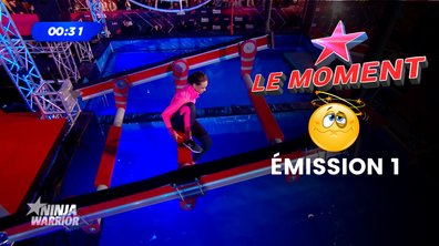 "Alicia Aylies, Miss France 2017 : 'je peux pas, j'ai piscine"" - Ninja Warrior"
