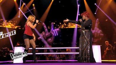 The Voice 3 - Battles : Stacey King a pris le dessus sur Aline Lahoud