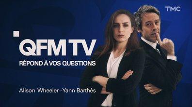 Alison Wheeler : Bienvenue sur QFMTV, la chaîne qui répond à toutes vos questions