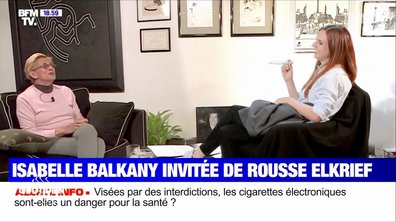 Alison Wheeler détective : l'interview exclusive d'Isabelle Balkany