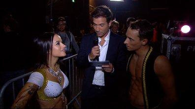 #DALS Interview : Alizée très heureuse après son passage sur la piste de danse !