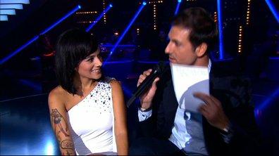 #DALS ITW : Alizée nous livre ses impressions avant d'entrer sur scène !