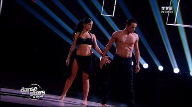 Alizée et Grégoire Lyonnet,  l'épreuve du freestyle sur « One »