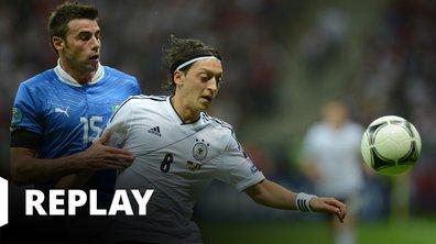 Allemagne - Italie : Revoir la demi-finale de l'Euro 2012