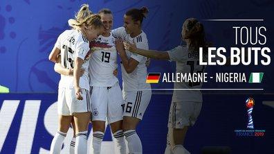 Allemagne - Nigeria : Voir tous les buts du match en vidéo