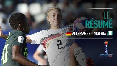 Allemagne - Nigeria : Voir le résumé du match en vidéo