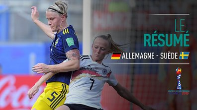 Allemagne - Suède : Voir le résumé du match en vidéo
