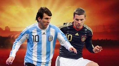 Allemagne - Argentine EN DIRECT