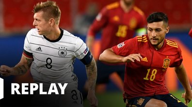 Allemagne - Espagne (Ligue des Nations)