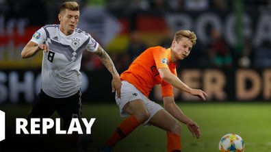 Qualification Euro 2020 - Allemagne / Pays-Bas