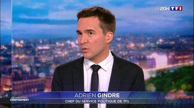 Allocution d'Emmanuel Macron : l'analyse d'Adrien Gindre