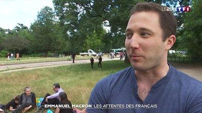 Allocution d'Emmanuel Macron : qu'attendent les Français ?