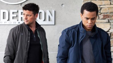 """La série """"Almost Human"""" arrive le mardi 13 janvier 2015 sur TF1"""