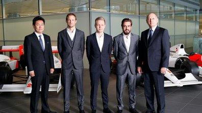 F1 : Alonso - McLaren, acte 2