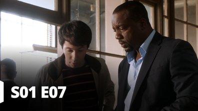 Alphas - S01 E07 - Bill et Gary, agents très spéciaux