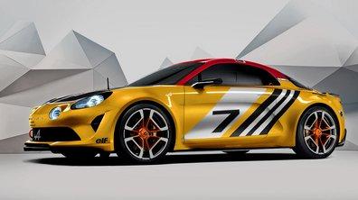 """Design : il imagine une Alpine A120 édition """"Tour de Corse 1975"""""""