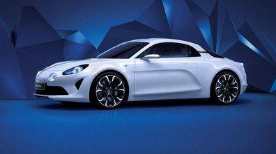 Alpine Vision Concept 2016 : le futur coupé sport de Renault se précise