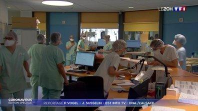 Alsace : l'hôpital de Sélestat rouvre son service de réanimation