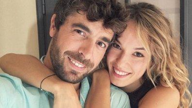 Adrian et Alyzée in love... une photo du tournage dévoilée par Agustin Galiana