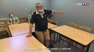 Alzheimer : jouer pour garder la mémoire