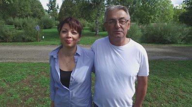 Amandine et Bernard, les candidats du mercredi