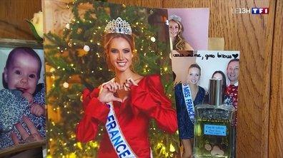 Amandine Petit en route pour la finale de Miss Univers