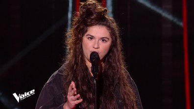 "The Voice 2021 – Amane Grey chante ""Sans contrefaçon"" de Mylène Farmer"
