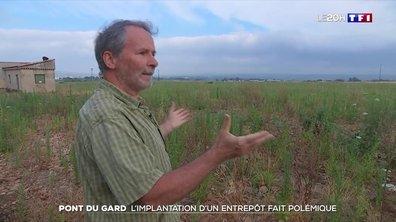 Amazon dans le Gard : le projet d'implantation fait polémique