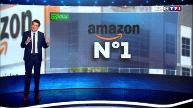 Amazon : le vrai du faux
