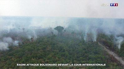 Amazonie : Raoni attaque Jair Bolsonaro devant la Cour pénale internationale