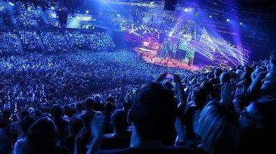 Les Enfoirés - Les coulisses du concert évènement !