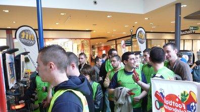 Nantes : retour sur la première étape du Football celebration Tour