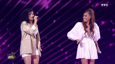 """Amel Bent et Imen Es """"Jusqu'au bout"""" - NRJ Music Awards 2020 (en compétition)"""