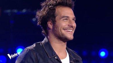 """Amir : """"tous mes états d'amour"""" sur la scène de """"The Voice"""""""