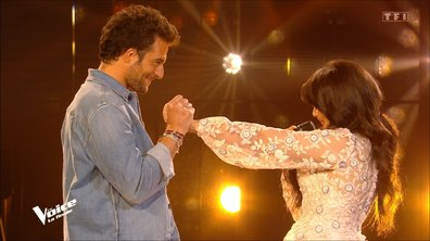 "The Voice 2021 – Amir et Indila chantent ""Carrousel"" (Finale)"