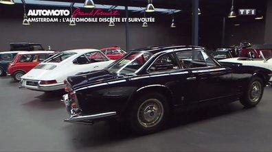 Grand Format - Amsterdam, l'automobile discrète et survoltée