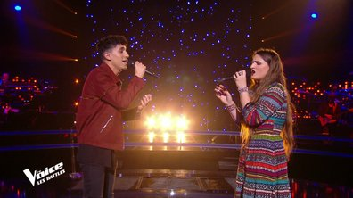 The Voice 2021 – Youssef Zaki VS Anaïd. B chantent « Zina » de Babylone