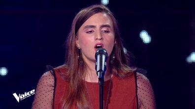 """The Voice 2021 - Anaïd. B chante """"Je suis une tombe"""" de Vincent Baguian"""